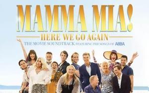 MAMMA MIA HERE WE GO AGAIN MOVIE SOUNDTRACK