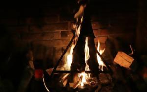Το μαγείρεμα με κάρβουνα ή ξύλα αυξάνει τον κίνδυνο για σοβαρές αναπνευστικές παθήσεις
