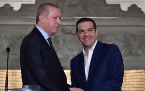 Αιγαίο, Κυπριακό, Τσίπρα - Ερντογάν, aigaio, kypriako, tsipra - erntogan