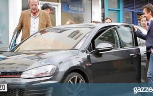 Τζέρεμι Κλάρκσον, VW Golf GTI, tzeremi klarkson, VW Golf GTI