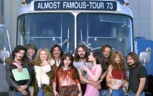 Almost Famous…, Μπρόντγουεϊ, Almost Famous…, brontgouei