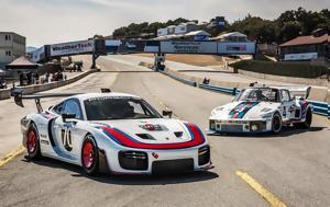 Άκου, Porsche 935, Laguna Seca, akou, Porsche 935, Laguna Seca
