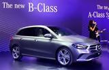 Mercedes B-Class,