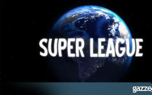 Μια, Super League, mia, Super League