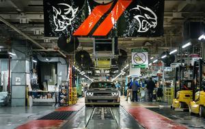 Ξεκίνησε, Dodge Challenger SRT Hellcat Redeye, 797, xekinise, Dodge Challenger SRT Hellcat Redeye, 797
