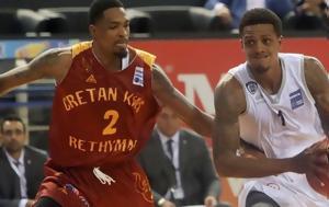 ΠΑΟΚ, Basket League, Ρέθυμνο, paok, Basket League, rethymno