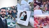 Showbiz, Γάμος Οικονομάκου – Μιχόπουλου,Showbiz, gamos oikonomakou – michopoulou