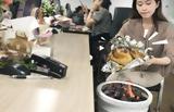 Κινέζα, Ψήνει, [video],kineza, psinei, [video]