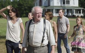 Πέθανε, Hershel, The Walking Dead Scott Wilson, pethane, Hershel, The Walking Dead Scott Wilson