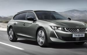 Peugeot, 508