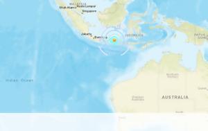 Ινδονησία, Τρεις, Ιάβα, 6 Ρίχτερ, indonisia, treis, iava, 6 richter