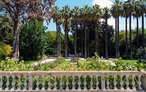 Σειρά, Εθνικό Κήπο, Αθηναίων -, seira, ethniko kipo, athinaion -