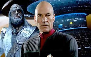 -off, Star Trek