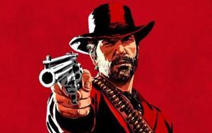 Διέρρευσαν, Red Dead Redemption 2, dierrefsan, Red Dead Redemption 2
