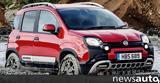 Τέλος, Fiat Panda,telos, Fiat Panda