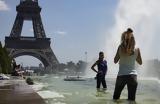 Καλοκαίρι, Γαλλία – Θερμοκρασίες,kalokairi, gallia – thermokrasies