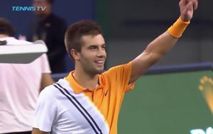 Highlights, Federer, Coric – Shanghai SF