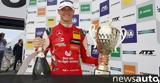 Πρωταθλητής, EuroF3, Schumacher,protathlitis, EuroF3, Schumacher