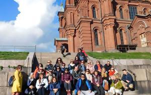 1ο ΓΕ Λ, Καλύμνου, Φινλανδία, ΚΑ1 Erasmus+, 1o ge l, kalymnou, finlandia, ka1 Erasmus+