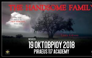 The Handsome Family, Piraeus 117 Academy