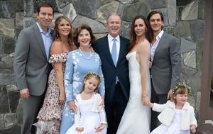 Barbara Bush, Παντρεύτηκε, George Bush, Barbara Bush, pantreftike, George Bush