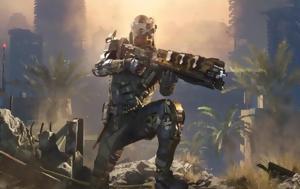 Split-Screen, Call, Duty, Black Ops 4