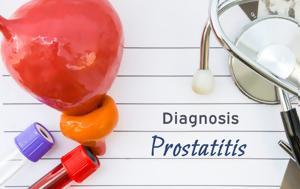 Προστατίτιδα, Αίτια, prostatitida, aitia