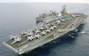 Trident Juncture 2018, USS Harry S, Truman, Στόλτενμπεργκ – ΒΙΝΤΕΟ, Trident Juncture 2018, USS Harry S, Truman, stoltenbergk – vinteo