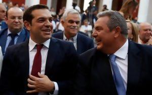 Τσίπρας – Καμμένος, Μυστική, … Ρηγίλλης, tsipras – kammenos, mystiki, … rigillis
