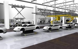 Porsche Taycan, Φέρνει, 1 200, Porsche Taycan, fernei, 1 200