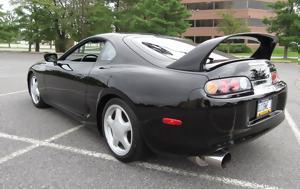 Toyota Supra Turbo, 1994, 70 500