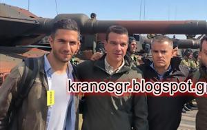 Leopard, Στρατιωτικού Ρεπορτάζ, Leopard, stratiotikou reportaz