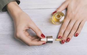 4 μυστικά για τέλεια νύχια,  χωρίς σπασίματα