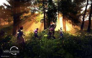 Waylanders, Crowdfunding, RPG