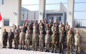 Αρχηγός ΓΕΣ, 26ο Συνέδριο Ευρωπαϊκών Στρατών, Γερμανία, archigos ges, 26o synedrio evropaikon straton, germania