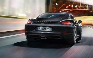 Δυνατότερη, Porsche 718 Cayman T, dynatoteri, Porsche 718 Cayman T
