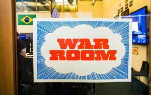Facebook, War Room