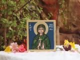 Αγία Ματρώνα, Αγία Κυρά –, Κερασιές,agia matrona, agia kyra –, kerasies