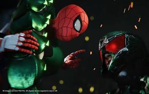 Spider-Man, Περιπέτεια, Spider-Man, peripeteia
