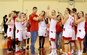 Ολυμπιακός - Φενέρμπαχτσε, Χαλκίδα, EuroLeague Γυναικών, olybiakos - fenerbachtse, chalkida, EuroLeague gynaikon