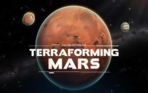 Terraforming Mars, Steam