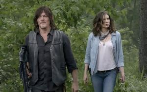 Walking Dead S9E03, Daryl, Maggie