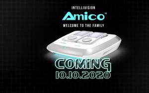 Αυτό, Intellivision, Amico, afto, Intellivision, Amico