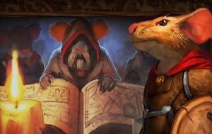 Mice, Mystics
