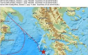 Σεισμός Πάτρα, 67 Ρίχτερ, Ιόνιο, Δυτική Ελλάδα, seismos patra, 67 richter, ionio, dytiki ellada