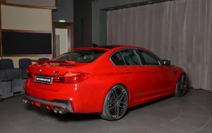 Βελτιωμένη BMW M5 Competition, AC Schnitzer, veltiomeni BMW M5 Competition, AC Schnitzer
