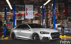 Audi SQ5, RS5, ABT, SEMA