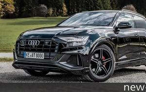 Audi Q8, ABT