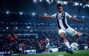 FIFA 19, Βελτιώσεις, FIFA 19, veltioseis
