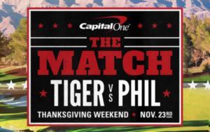 Match, Tiger, Phil